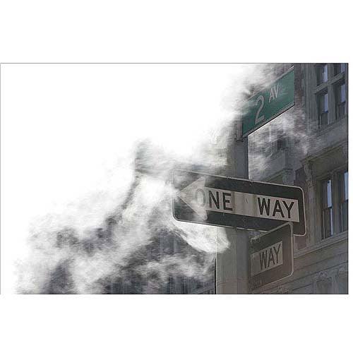 "Trademark Art ""One Way"" Canvas Art by Yale Gurney"