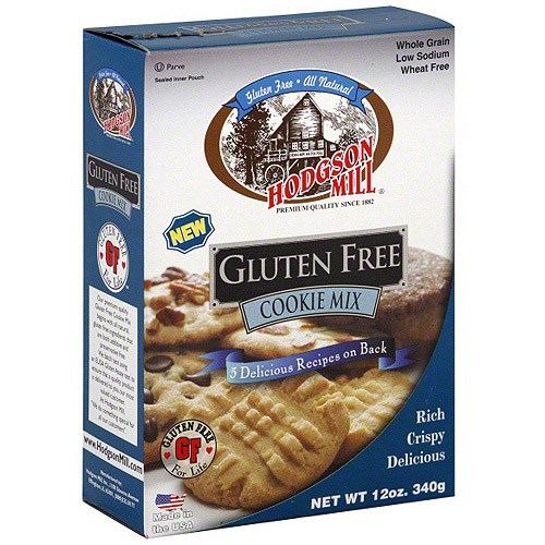 Hodgson Mill Cookie Mix, 12 oz (Pack of 6)