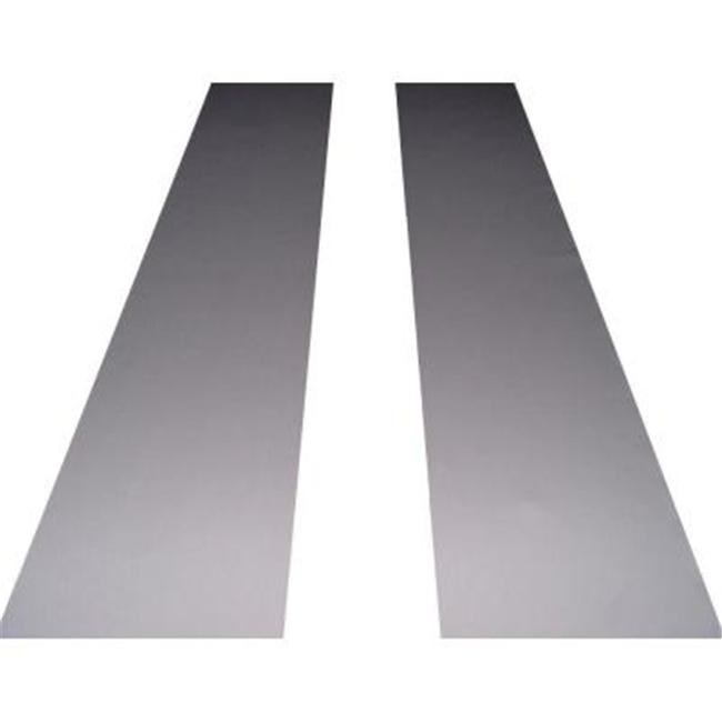 Auto Care Products 70099 50- mil 20 ft.  x 23 inch Gray Protector Strips