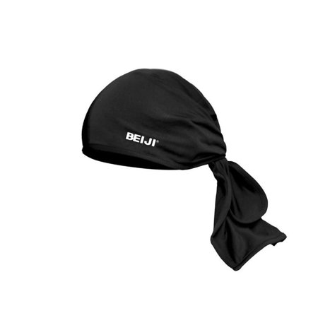 Skull Cap Beanie Do Rag Thermal / Warm UV Resistant Breathable Fast Dry Quick Dry Bike / Cycling Black Polyester Winter for Men's Women's Adults' Mountain Bike / MTB Cross-Country Winter S All Terrain Cross Country Skis