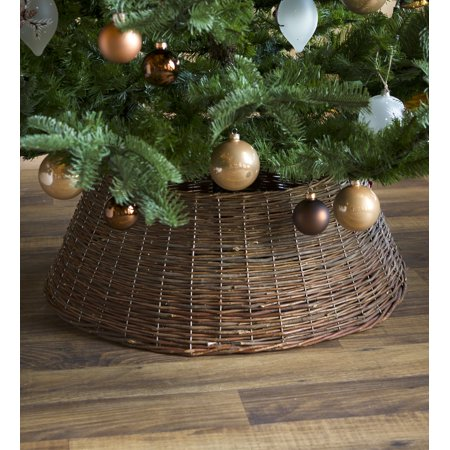 Small Willow Christmas Tree Ring Collar Walmart Com