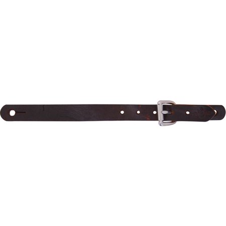 Clg Enterprises Llc  CLG 3/4 inch Junior Spur Strap  Black