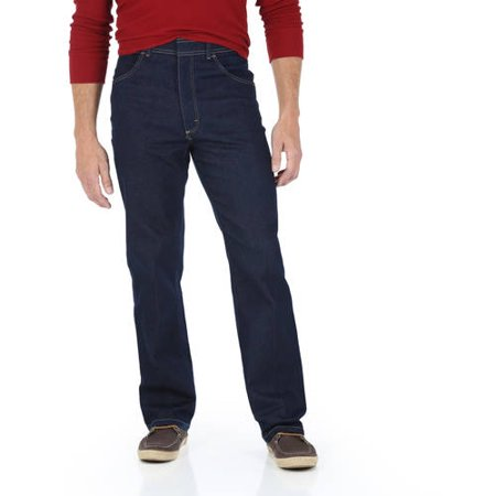 Wrangler Hero - Men's Stretch Jeans with Flex-Fit Waist