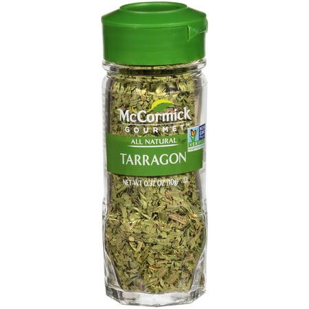 McCormick Gourmet All Natural Tarragon, 0.37 oz