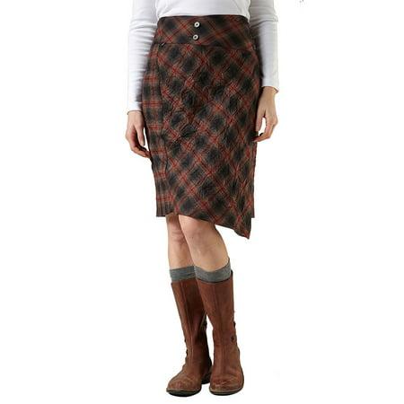 952a4e113e Royal Robbins - Royal Robbins Women's Crimped Flannel Skirt 6 GRAY -  Walmart.com