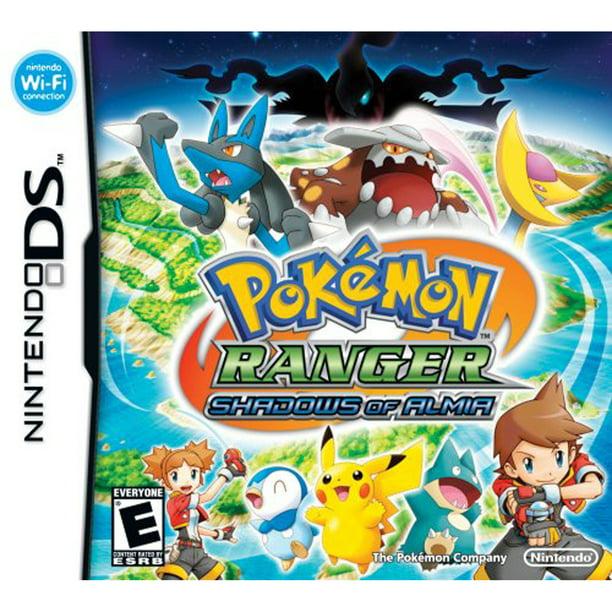 DS Pokemon Ranger: Shadows of Almia, Nintendo, WIIU, [Digital Download], 0004549666156