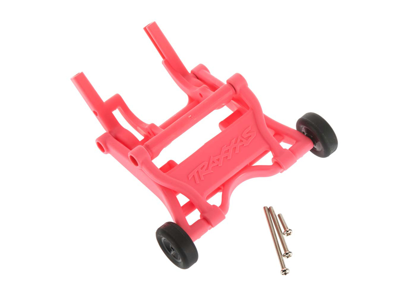 Traxxas 3678P Wheelie Bar Assembled Pink TRA3678P by