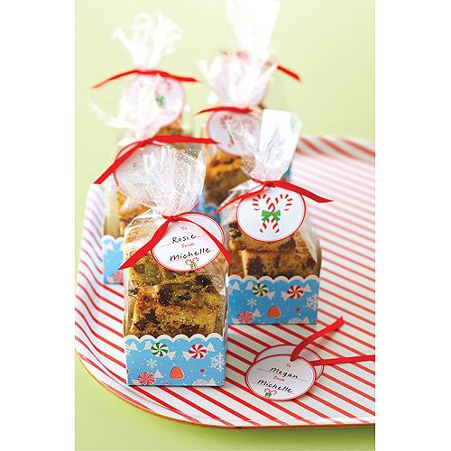 Treat Bags And Baskets 8/Pkg-Wonderland