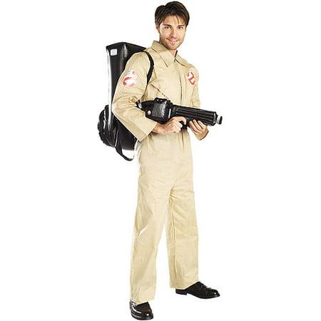 Ghostbusters Peter Venkman Adult Halloween Costume   One Size