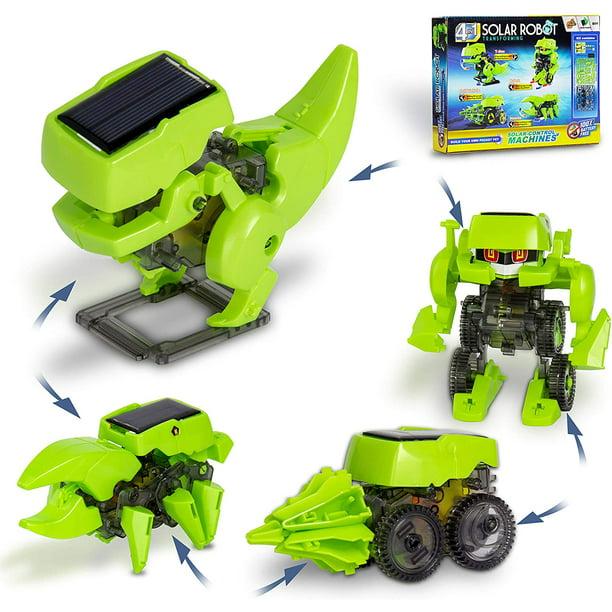 NeatoTek Educational STEM Learning Solar Power DIY Robot ...