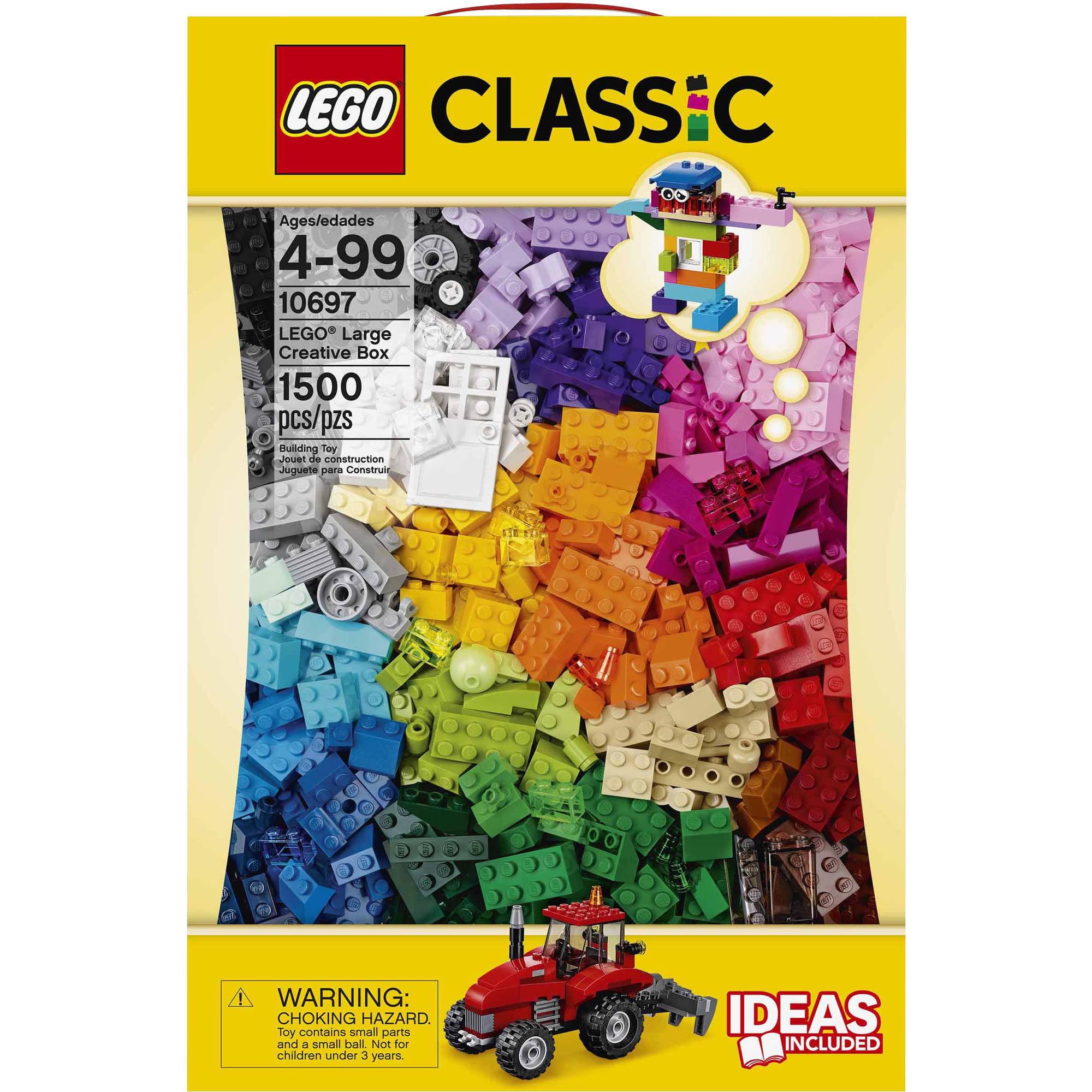 LEGO Classic Large Creative Box