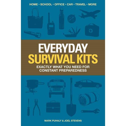Everyday Survival Kits: Exactly What You Need for Constant Preparedness by