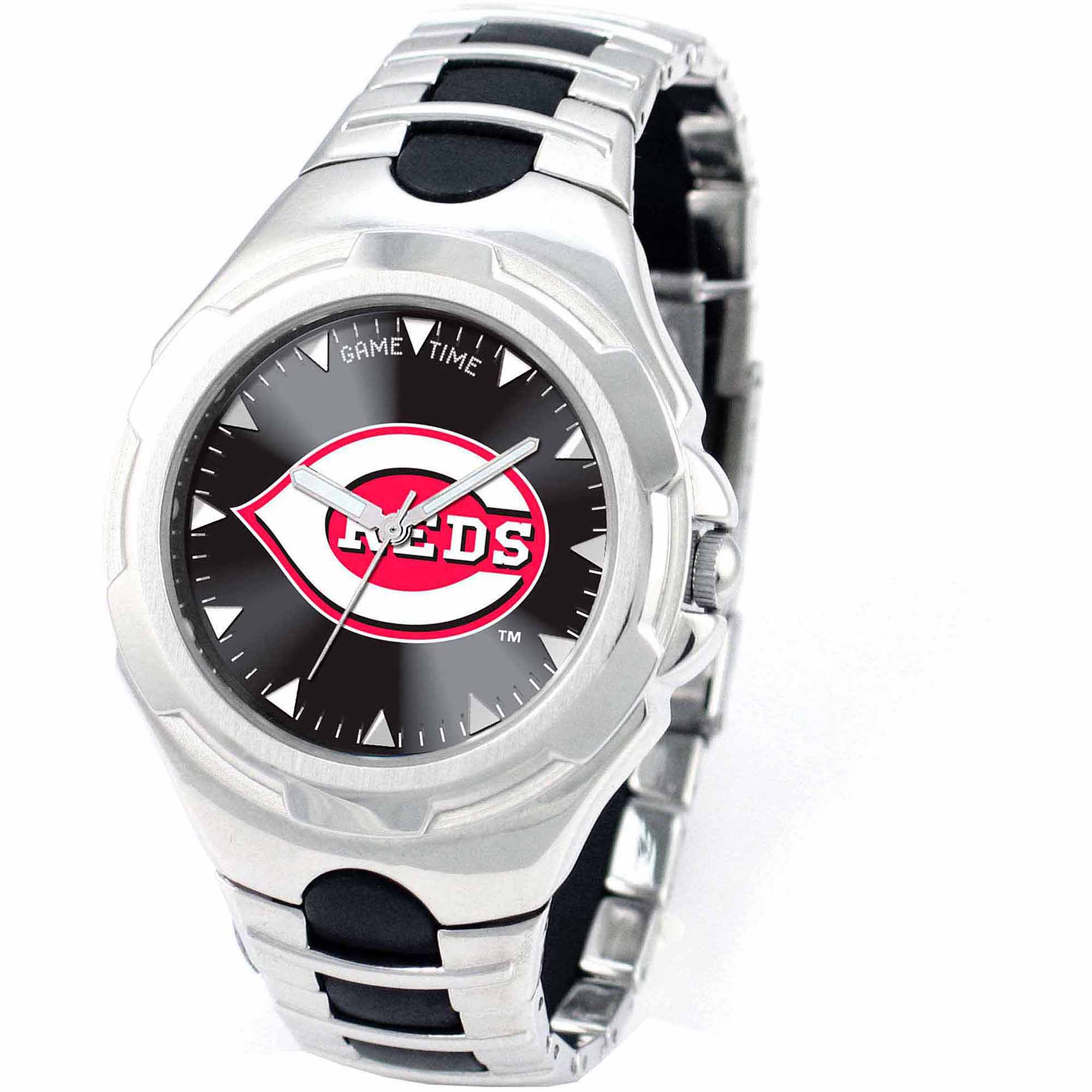 Game Time MLB Men's Cincinnati Reds Victory Series Watch