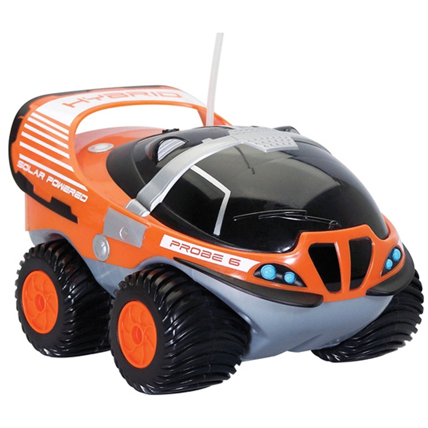 Morphibians Explorer Remote-Controlled Vehicle, 49 mhz