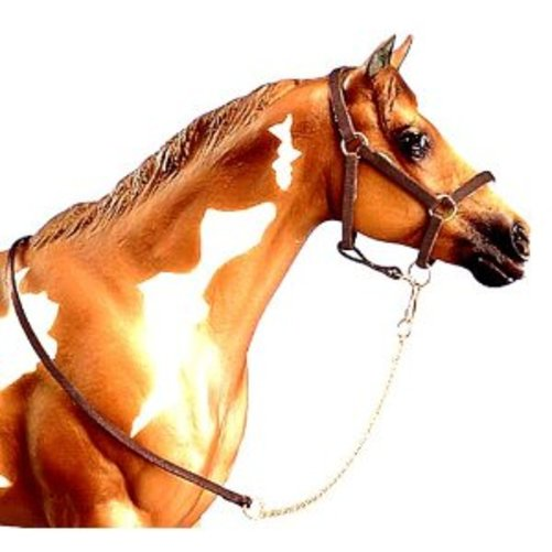 Breyer Halter with lead chain Multi-Colored