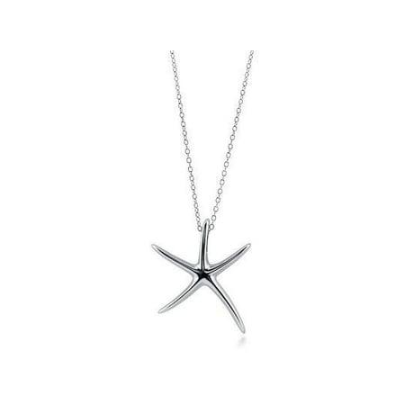 Brand New Beautiful & Stylish Starfish Pendant Necklace For Women