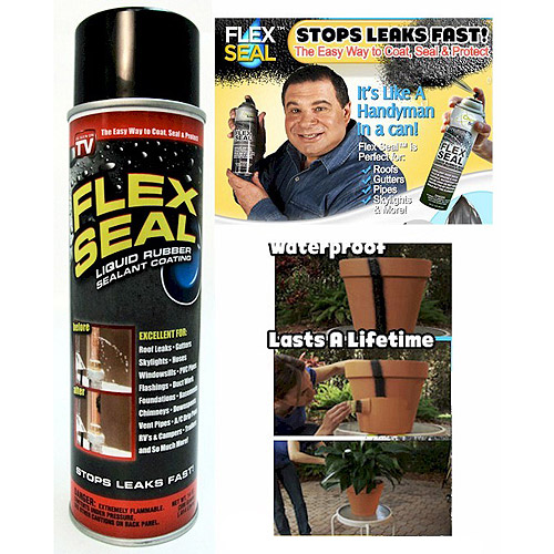 As Seen on TV Flex Seal