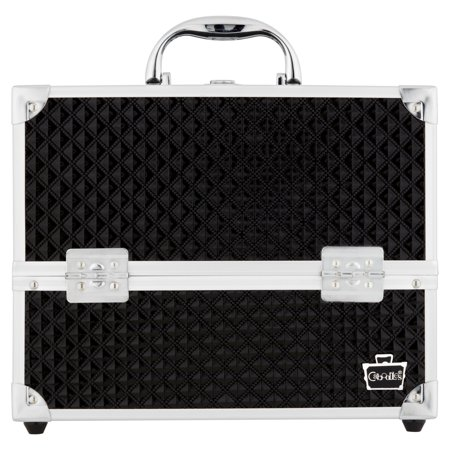 Caboodles Lovestruck 11 75 Ultimate Train Case Cosmetic Bag