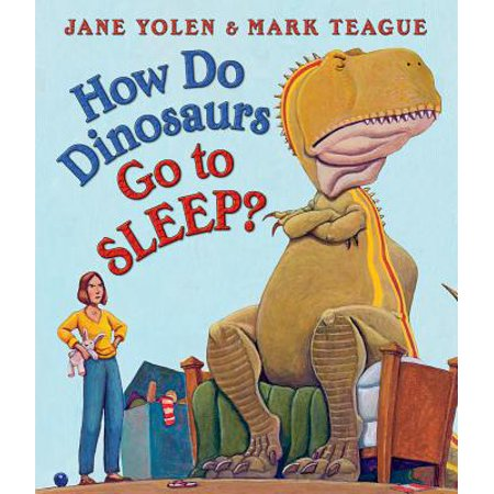 How Do Dinosaurs Go to Sleep (Board Book) (Go To Sleep Jeff The Killer Story)