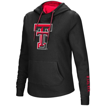 Womens Texas Tech Red Raiders Pull-over Hoodie - L - Texas Tech 2017 Halloween