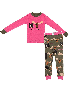 Lazy One 2T Girls 1pc Pajama Footie Owl Yours