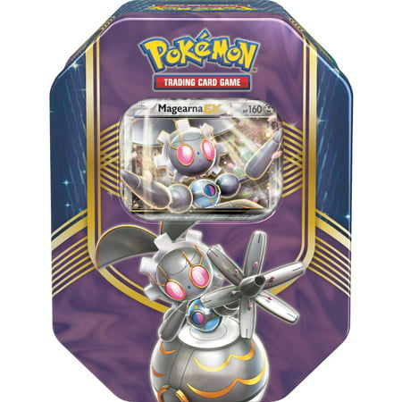 Pokemon Battle Heart Tin - Magearna (Puff Pokemon)