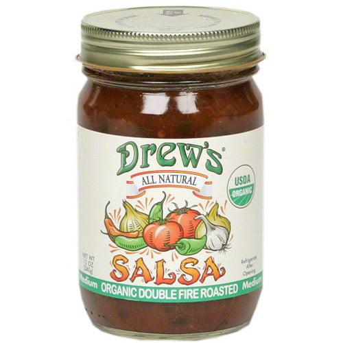 Salsa Organic Double Roasted, 12 Oz. (pa