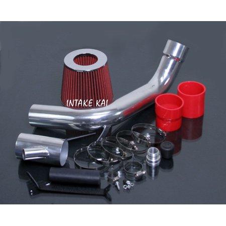 2000 2001 2002 2003 2004 2005 Volkswagen Jetta / Golf GTI L4 1.8 1.8L Turbo, 2.0 2.0L Cold Air Intake Kit Systems RED Turbo Kit System
