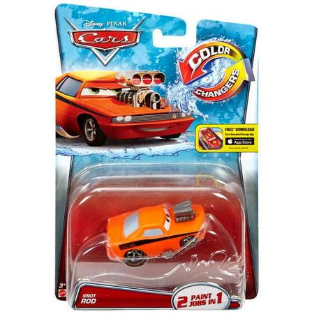 Disney Pixar Cars Color Changers Toy Vehicles
