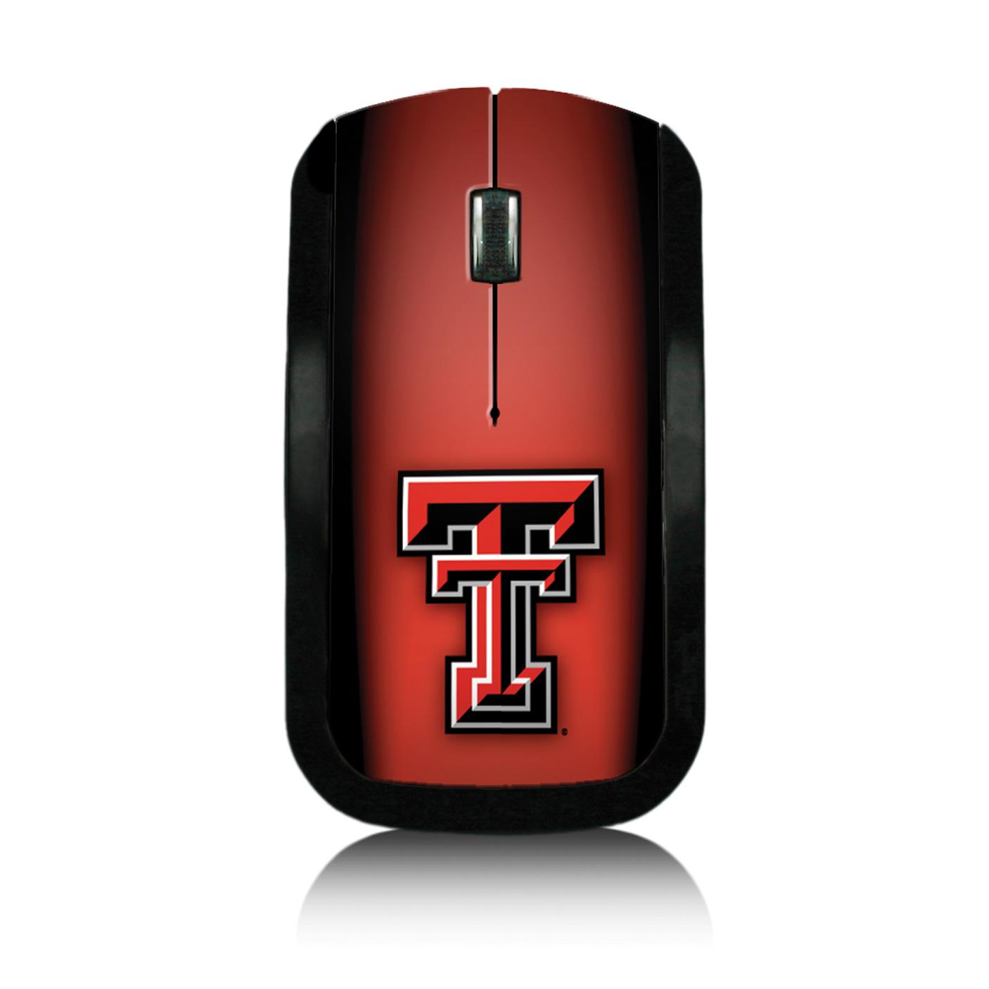 Texas Tech Wireless USB Mouse NCAA
