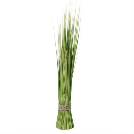 Northlight Seasonal Artificial Onion Grass Bundle Wrapped with Decorative Rope