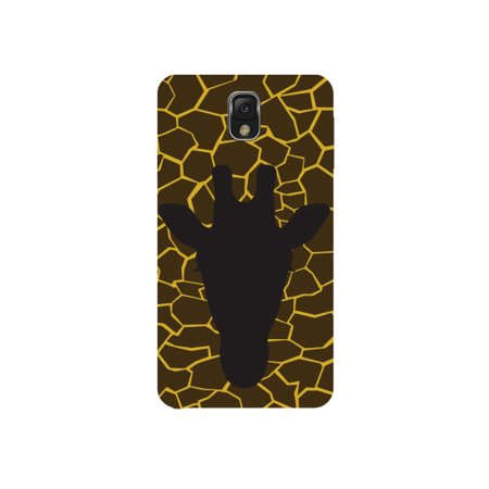Giraffe Folded Note - Giraffe Phone Case for the Samsung Note 3 - Animal Fashion Back Cover