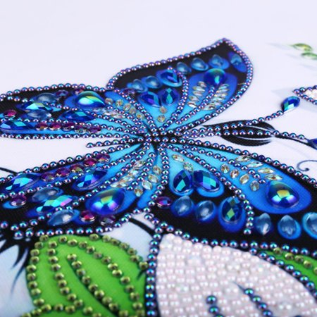 DIY 5D Diamond Painting Kits DIY Drill Diamond Painting Needlework Crystal Painting Rhinestone Cross Stitch Mosaic Paintings Arts Craft for Home Wall Decor Gift 30*40cm - image 4 of 7