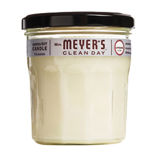 Mrs. Meyers Lavender Soy Candle