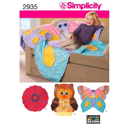Simplicity Sewing Pattern 2935 Crafts, One Size