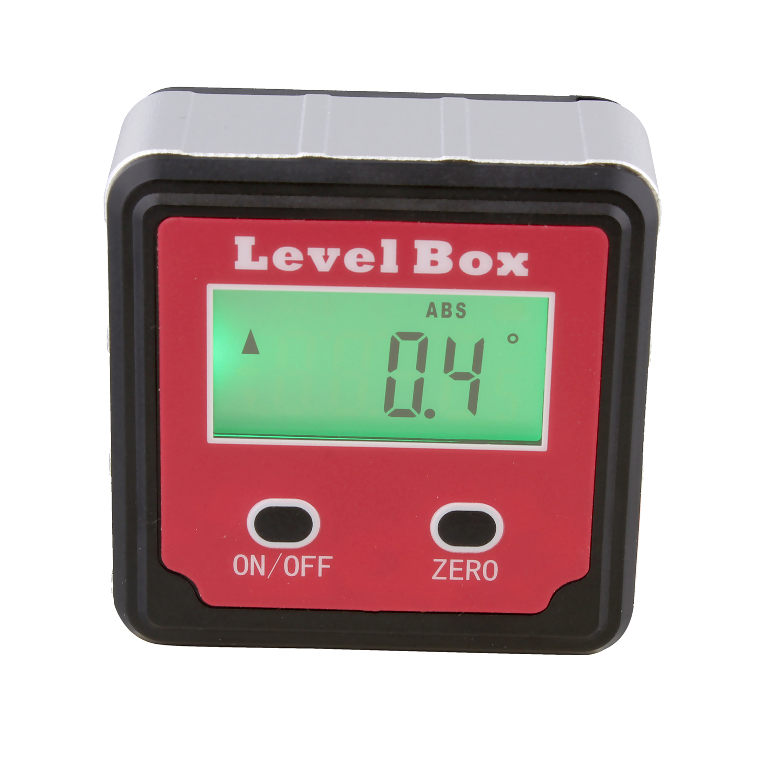 DCT Digital Magnetic Inclinometer Angle Measurement Tool Level Protractor Gauge