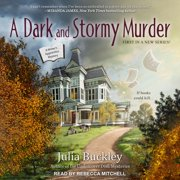 A Dark and Stormy Murder - Audiobook