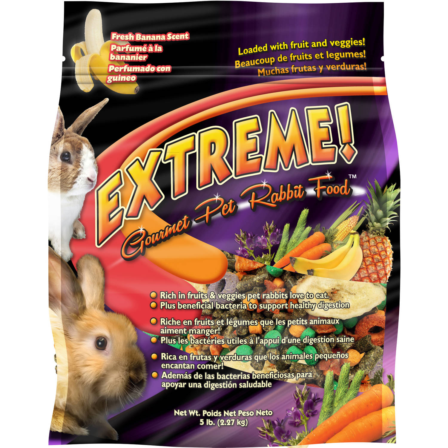 Brown's Extreme! Gourmet Rabbit Food by F.M. BROWN'S SONS, INC.