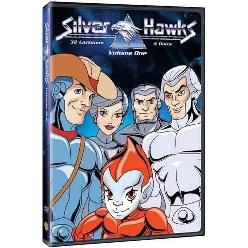 Silver Hawks: Season 1, Volume 1