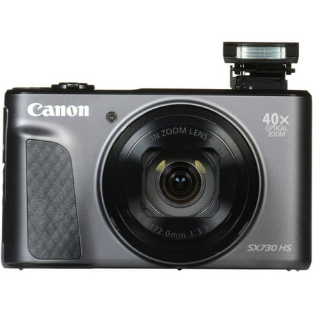 Canon PowerShot SX730 20.3MP Wifi Digital Camera Black - Best Black Friday (Best Camera For 200)