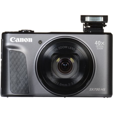 Canon PowerShot SX730 20.3MP Wifi Digital Camera Black - Best Black Friday