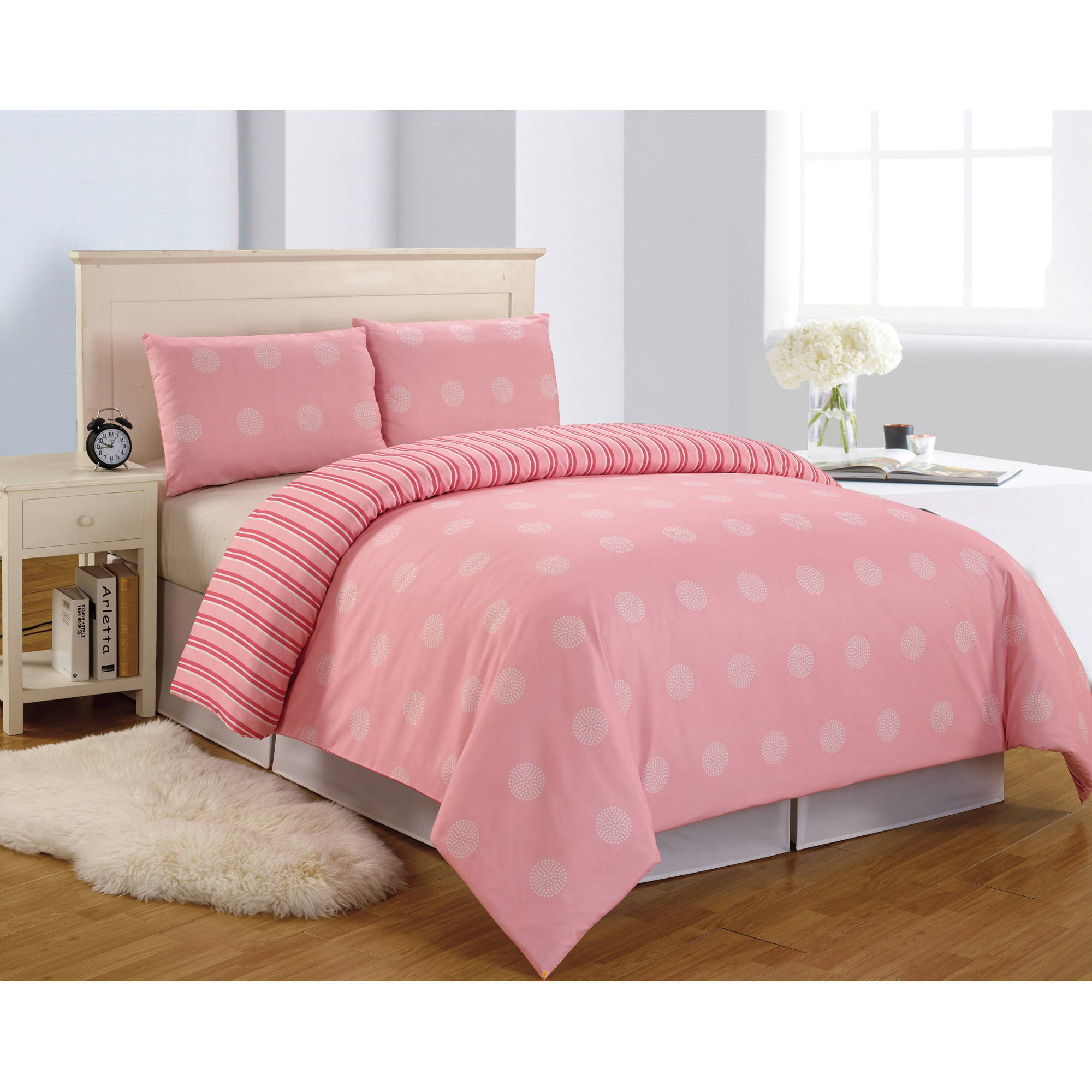 Wrigley Dot 3Pc Comforter Set