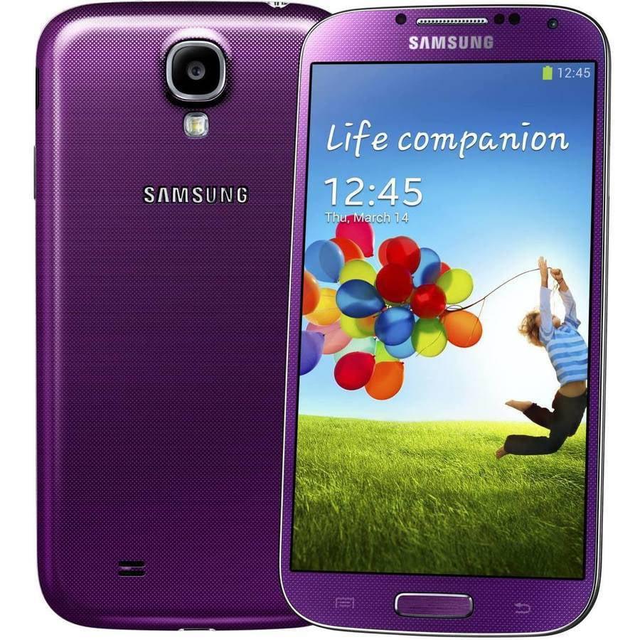 Samsung Galaxy S4 16GB 4G LTE Smartphone Refurbished (Sprint)