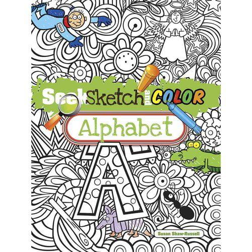 Seek, Sketch and Color: Alphabet
