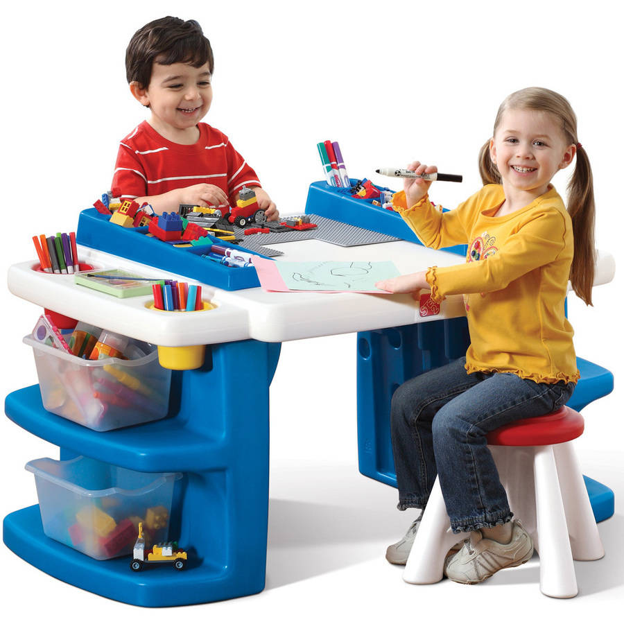 Step2 Build & Store Block & Activity Table by The Step2 Company