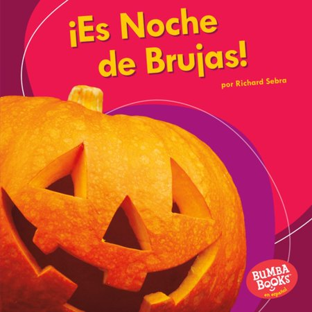 ¡Es Noche de Brujas! (It's Halloween!) - eBook - Halloween Bruja Animado