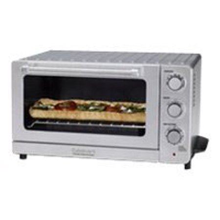 Sale Cuisinart Counter Pro 0 6cubic Foot Toaster Oven