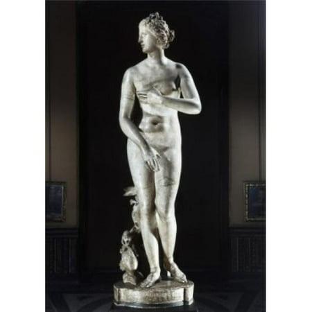 Posterazzi SAL3804329591 Medici Venus Greek Art Marble Galleria Degli Uffizi Florence Italy Poster Print - 18 x 24 - Venus Greek