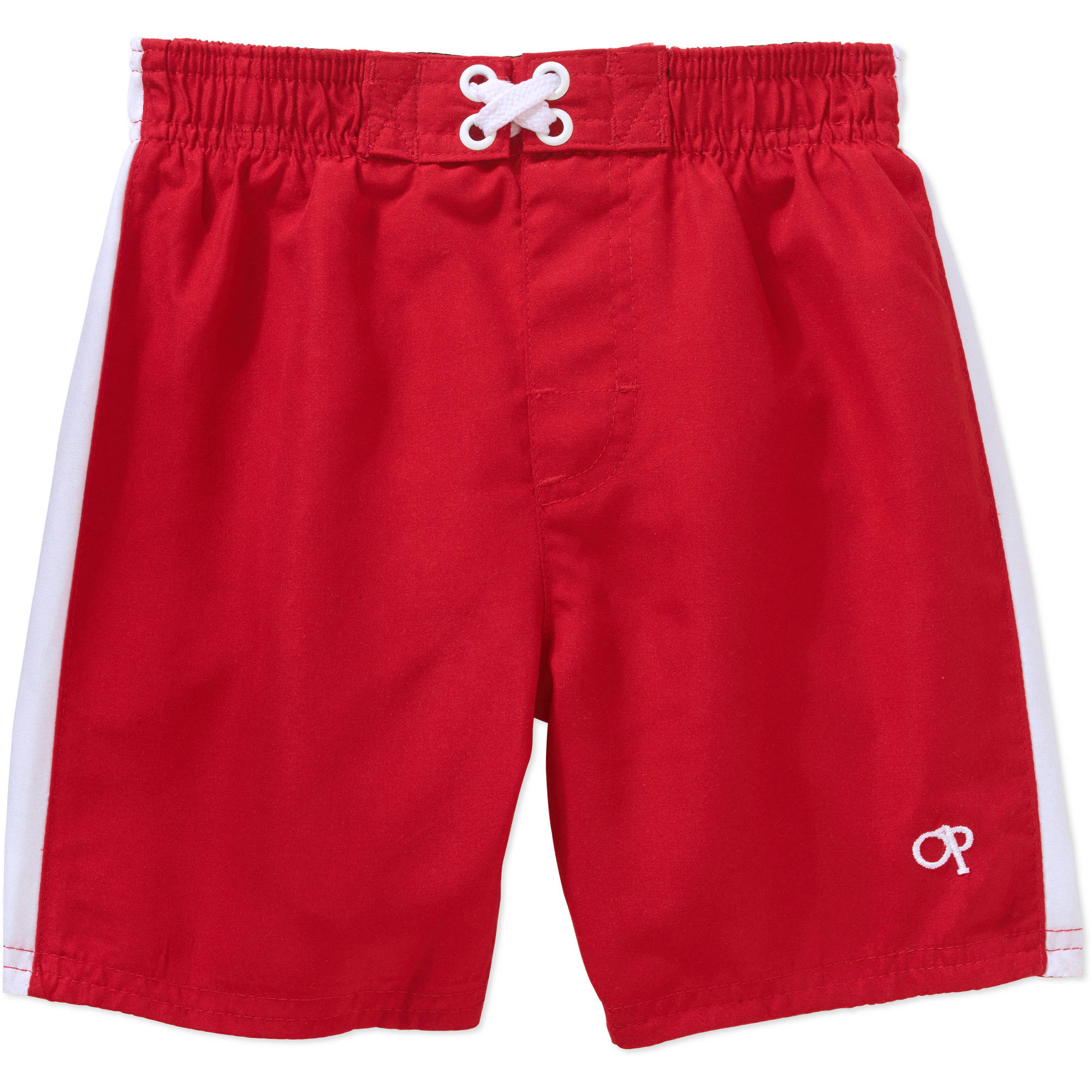 Op Baby Toddler Boy Basic Swim Trunk Shorts