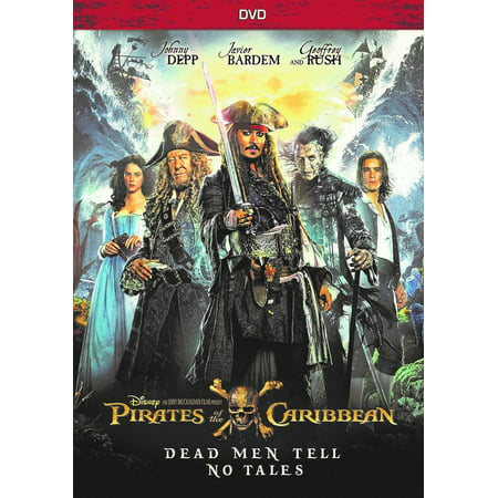 Pirates of the Caribbean: Dead Men Tell No Tales (DVD) - Queen Of The Dead